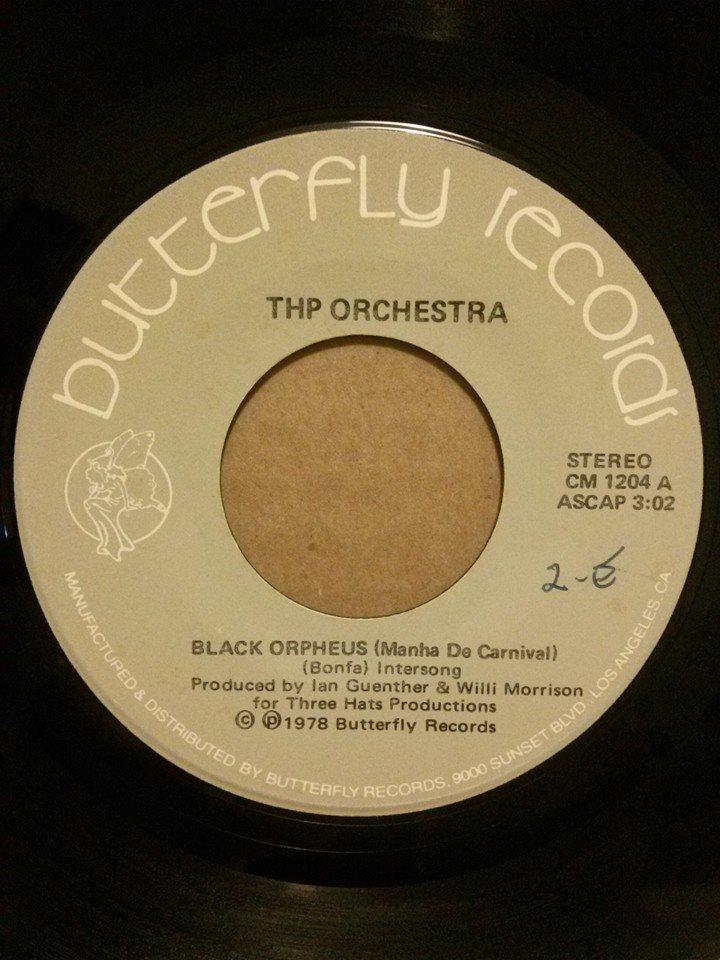 THP Orchestra Black Orpheus